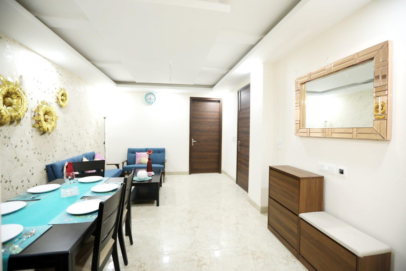 Serene-apartment